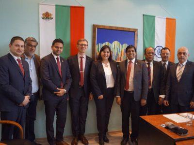 15 fevruari 2019 indiiska delegacia v TPO