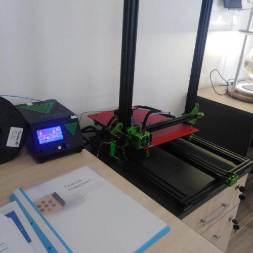 3d принтер в Пловдив Тех Парк