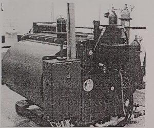 Първият лазер Хебър-1 с мощност 1 кВт