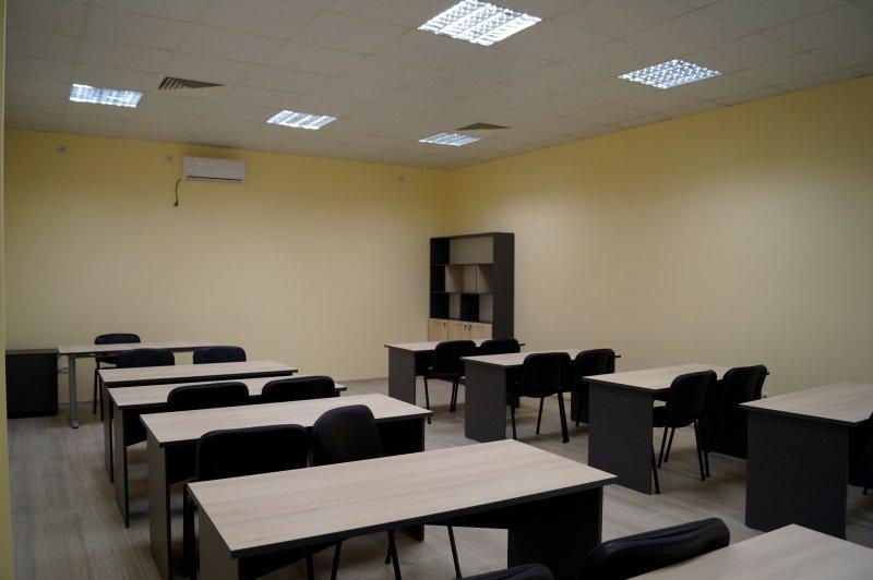 Учебна зала Пловдив Тех Парк