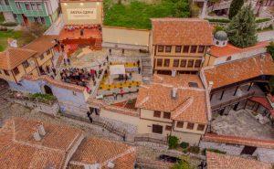 Резиденция Тракийски стан Стария Пловдив