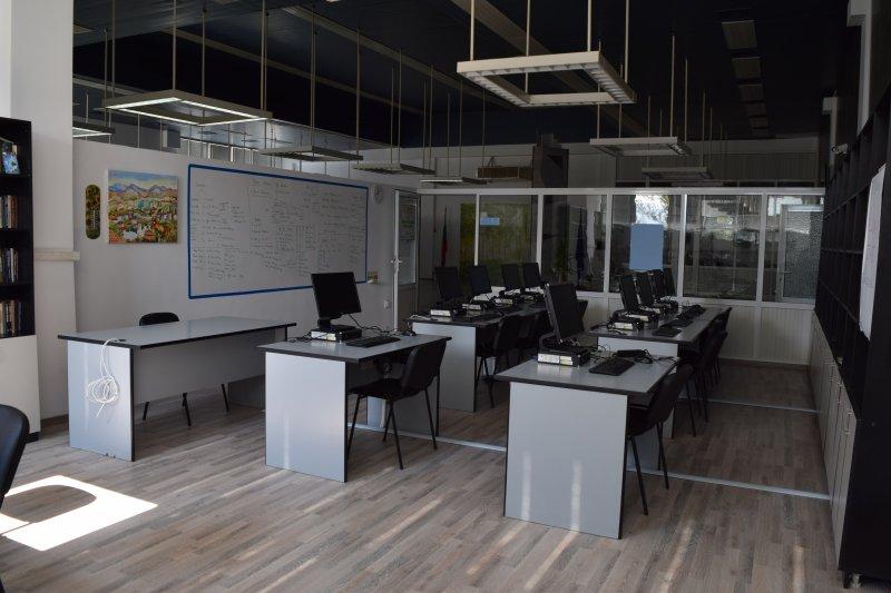 Учебна зала в Пловдив Тех Парк