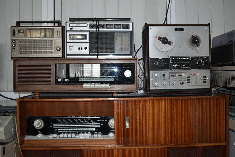 Радио шкаф