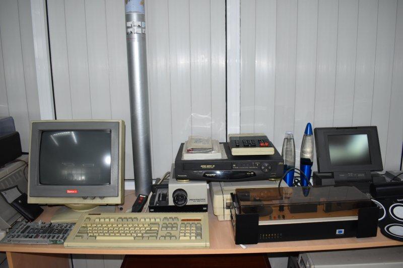 Стара компютърна техника