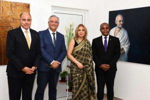 Изложба - Махатма Ганди