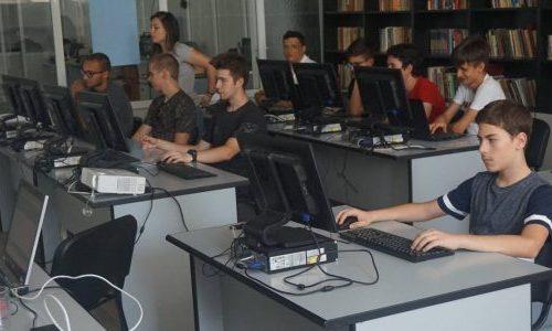 Лятно училище по информатика