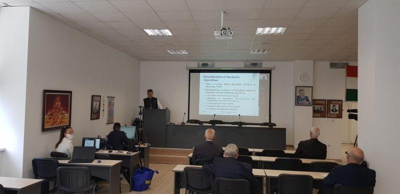 Международна начуна конференция по изкуствен интелект и е-лидерство