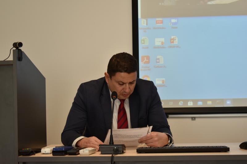 Венелин Йорданов - изпълнителен директор на Пловдив Тех Парк АД
